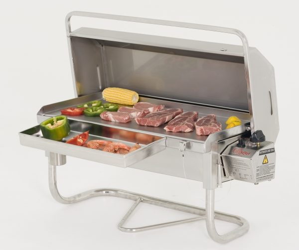Deluxe Stainless Steel Cookout BBQ LPG/GAS